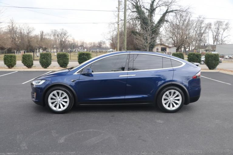 Used 2018 Tesla MODEL X 75D DUAL MOTOR AWD AUTO PILOT W/NAV for sale Sold at Auto Collection in Murfreesboro TN 37130 7