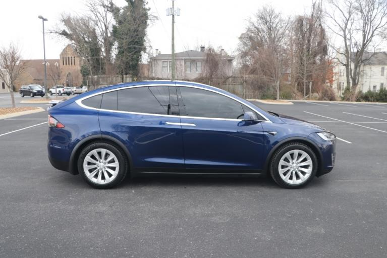 Used 2018 Tesla MODEL X 75D DUAL MOTOR AWD AUTO PILOT W/NAV for sale Sold at Auto Collection in Murfreesboro TN 37130 8