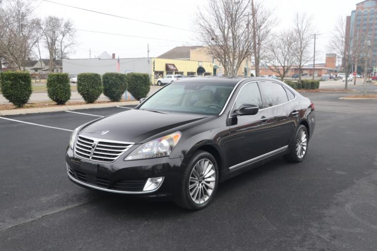 Used 2014 Hyundai EQUUS ULTIMATE RWD W/NAV ULTIMATE for sale Sold at Auto Collection in Murfreesboro TN 37130 2