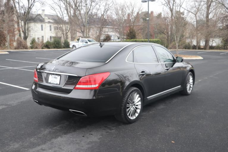 Used 2014 Hyundai EQUUS ULTIMATE RWD W/NAV ULTIMATE for sale Sold at Auto Collection in Murfreesboro TN 37130 3