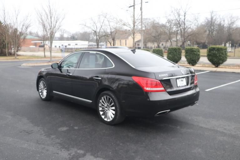 Used 2014 Hyundai EQUUS ULTIMATE RWD W/NAV ULTIMATE for sale Sold at Auto Collection in Murfreesboro TN 37130 4
