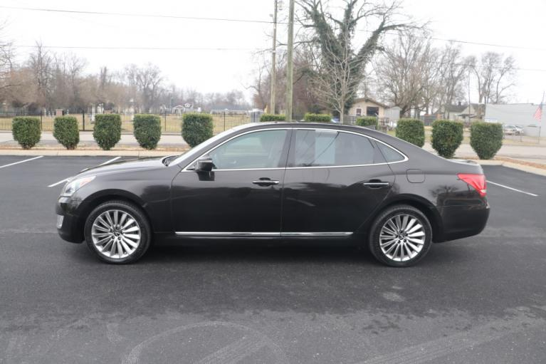 Used 2014 Hyundai EQUUS ULTIMATE RWD W/NAV ULTIMATE for sale Sold at Auto Collection in Murfreesboro TN 37130 7