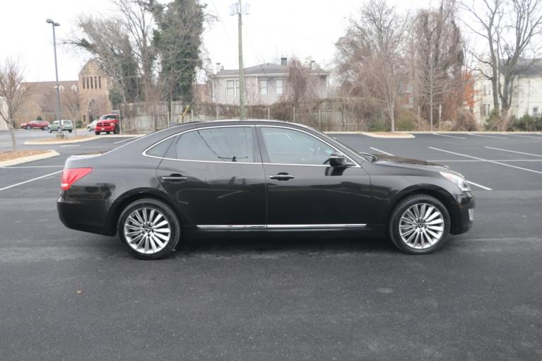 Used 2014 Hyundai EQUUS ULTIMATE RWD W/NAV ULTIMATE for sale Sold at Auto Collection in Murfreesboro TN 37130 8