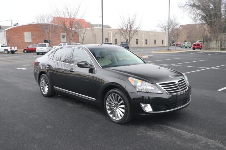 Used 2014 Hyundai EQUUS ULTIMATE RWD W/NAV ULTIMATE for sale Sold at Auto Collection in Murfreesboro TN 37130 1