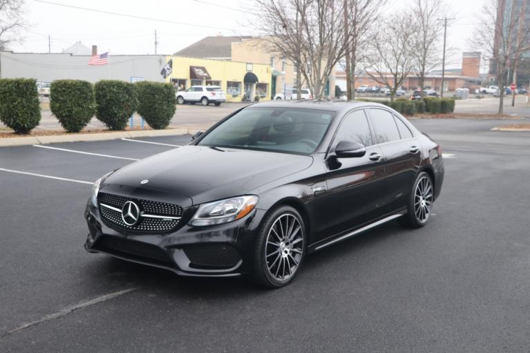 Used 2018 Mercedes-Benz C43 4MATIC AMG W/NAV AMG C43 SEDAN for sale $40,950 at Auto Collection in Murfreesboro TN 37130 2