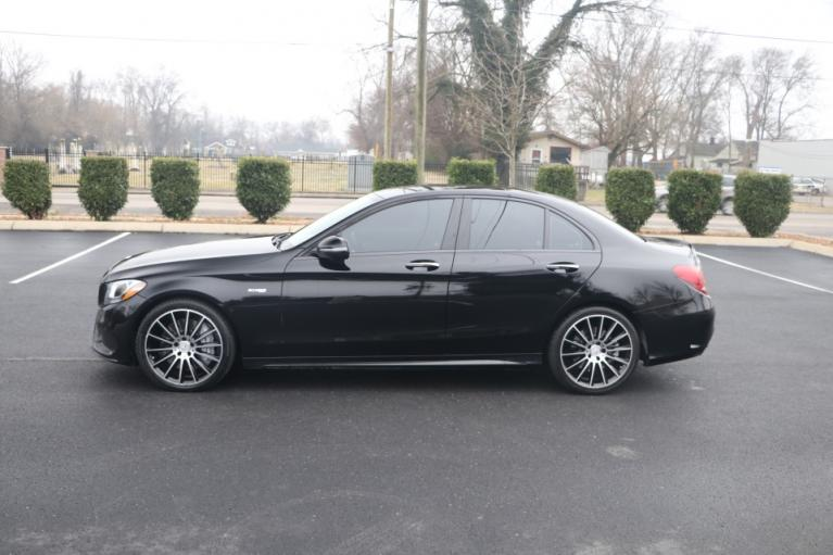 Used 2018 Mercedes-Benz C43 4MATIC AMG W/NAV AMG C43 SEDAN for sale $40,950 at Auto Collection in Murfreesboro TN 37130 7