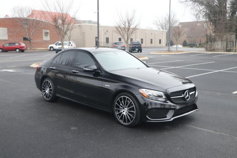 Used 2018 Mercedes-Benz C43 4MATIC AMG W/NAV AMG C43 SEDAN for sale $40,950 at Auto Collection in Murfreesboro TN 37130 1