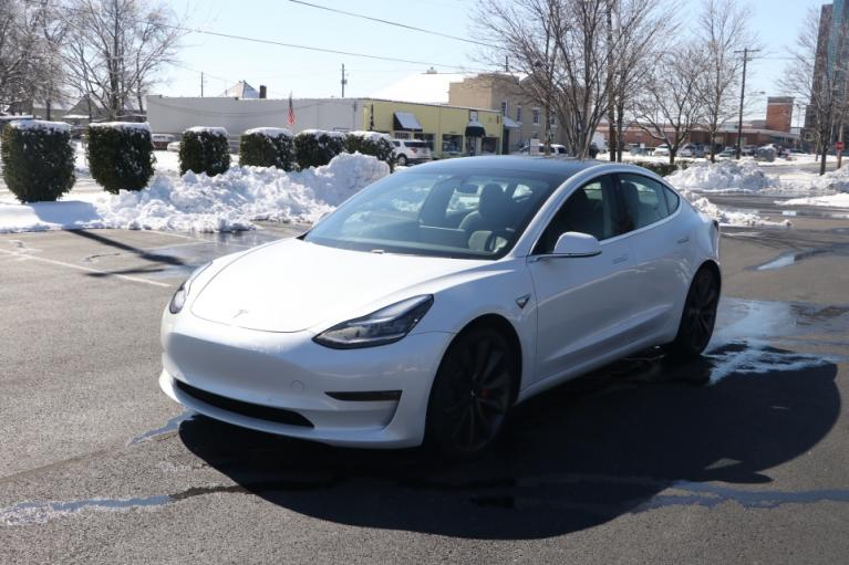 Used 2020 Tesla MODEL 3 PERFORMANCE AWD W/NAV PERFORMANCE for sale Sold at Auto Collection in Murfreesboro TN 37130 2