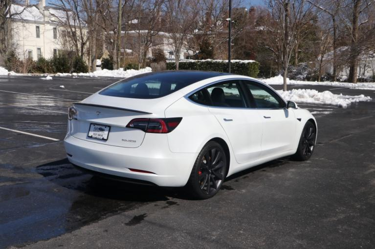 Used 2020 Tesla MODEL 3 PERFORMANCE AWD W/NAV PERFORMANCE for sale Sold at Auto Collection in Murfreesboro TN 37130 3