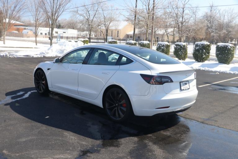 Used 2020 Tesla MODEL 3 PERFORMANCE AWD W/NAV PERFORMANCE for sale Sold at Auto Collection in Murfreesboro TN 37130 4