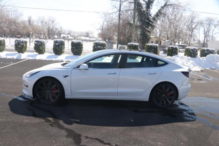 Used 2020 Tesla MODEL 3 PERFORMANCE AWD W/NAV PERFORMANCE for sale Sold at Auto Collection in Murfreesboro TN 37130 7