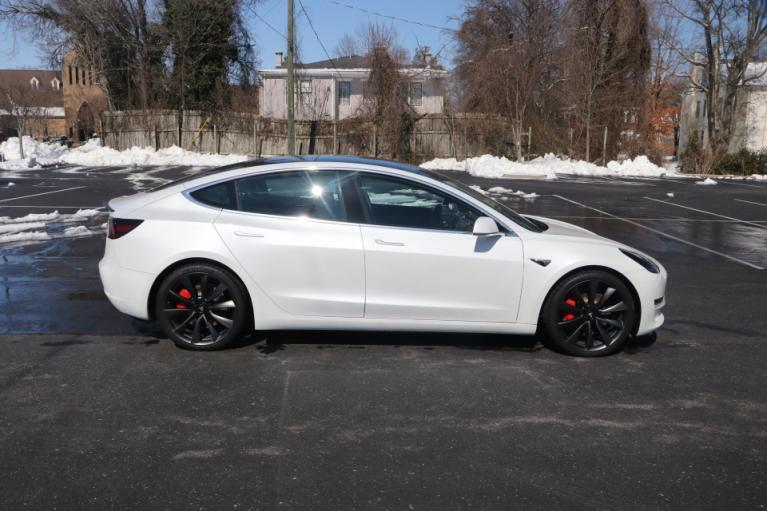 Used 2020 Tesla MODEL 3 PERFORMANCE AWD W/NAV PERFORMANCE for sale Sold at Auto Collection in Murfreesboro TN 37130 8