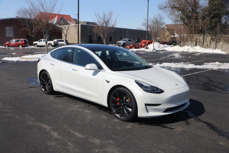 Used Used 2020 Tesla MODEL 3 PERFORMANCE AWD W/NAV PERFORMANCE for sale $53,950 at Auto Collection in Murfreesboro TN