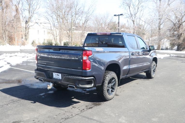 Used 2020 CHEVROLET SILVERADO 1500 CREW LT TRAILBOSS 4WD  CREW LT TRAILBOSS for sale Sold at Auto Collection in Murfreesboro TN 37130 3