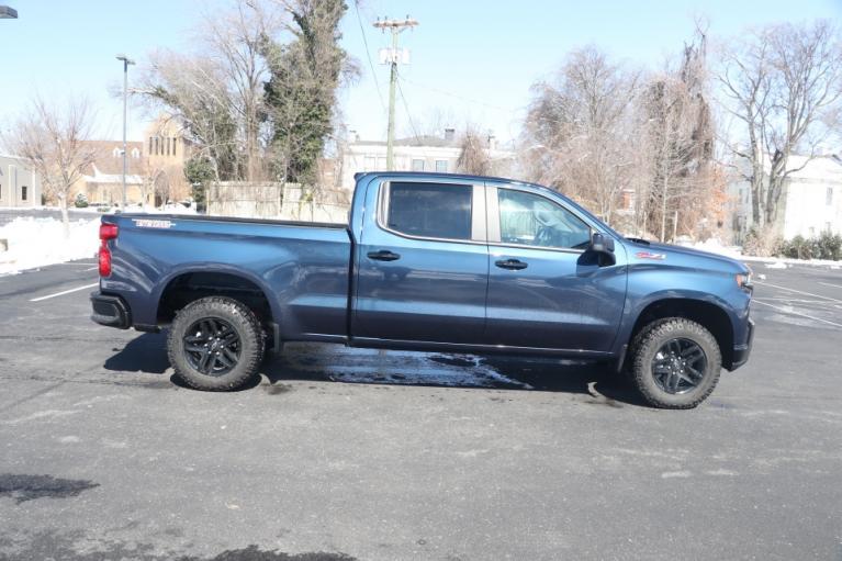 Used 2020 CHEVROLET SILVERADO 1500 CREW LT TRAILBOSS 4WD  CREW LT TRAILBOSS for sale Sold at Auto Collection in Murfreesboro TN 37130 8
