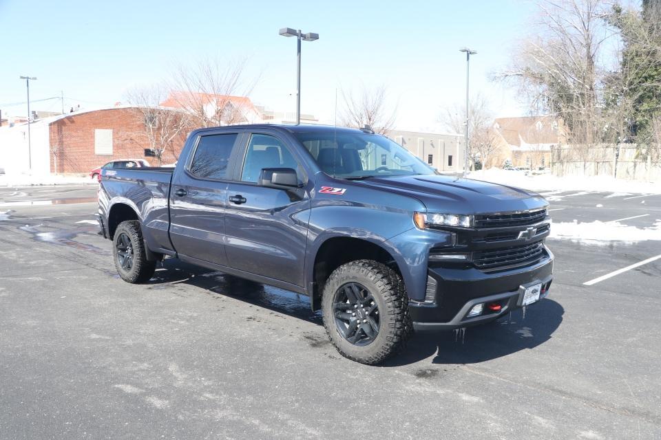Used 2020 CHEVROLET SILVERADO 1500 CREW LT TRAILBOSS 4WD  CREW LT TRAILBOSS for sale Sold at Auto Collection in Murfreesboro TN 37130 1
