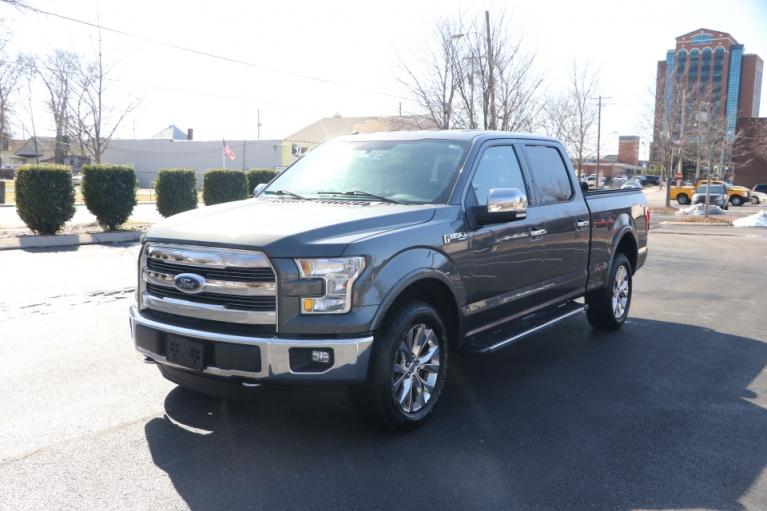Used 2016 Ford F-150 LARIAT 4X4 SUPERCREW W/NAV LARIAT SUPERCREW 5.5-FT. BED 4WD for sale $31,950 at Auto Collection in Murfreesboro TN 37130 2