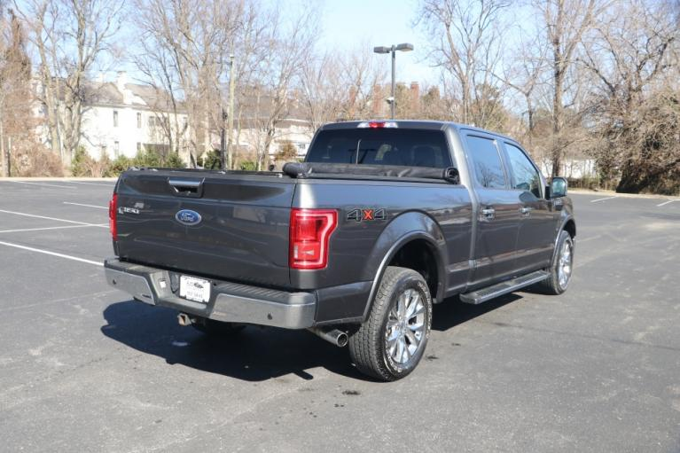 Used 2016 Ford F-150 LARIAT 4X4 SUPERCREW W/NAV LARIAT SUPERCREW 5.5-FT. BED 4WD for sale $31,950 at Auto Collection in Murfreesboro TN 37130 3