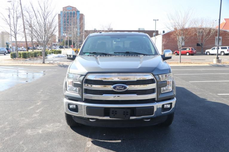 Used 2016 Ford F-150 LARIAT 4X4 SUPERCREW W/NAV LARIAT SUPERCREW 5.5-FT. BED 4WD for sale $31,950 at Auto Collection in Murfreesboro TN 37130 5