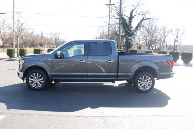 Used 2016 Ford F-150 LARIAT 4X4 SUPERCREW W/NAV LARIAT SUPERCREW 5.5-FT. BED 4WD for sale $31,950 at Auto Collection in Murfreesboro TN 37130 7