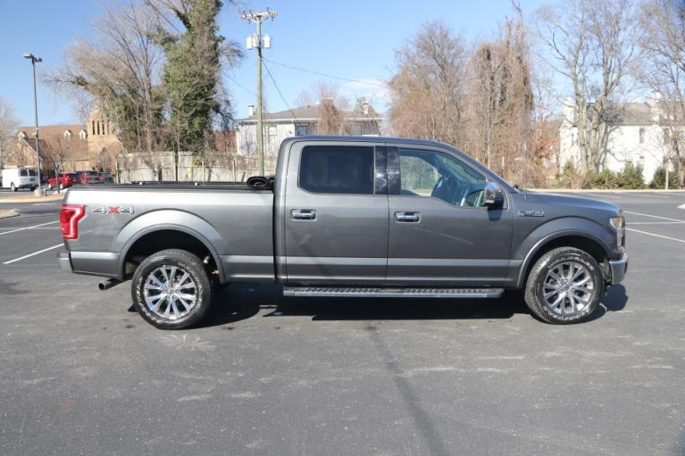 Used 2016 Ford F-150 LARIAT 4X4 SUPERCREW W/NAV LARIAT SUPERCREW 5.5-FT. BED 4WD for sale $31,950 at Auto Collection in Murfreesboro TN 37130 8