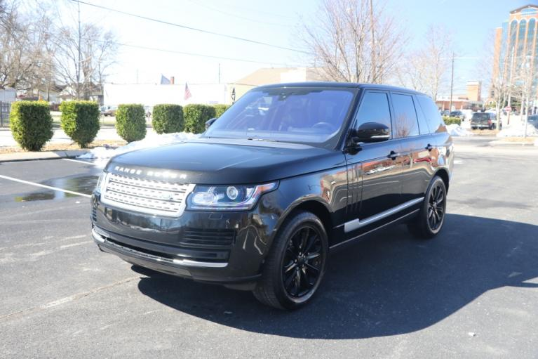 Used 2017 Land Rover RANGE ROVER HSE TD6 AWD PREMIUM SOUND W/NAV for sale Sold at Auto Collection in Murfreesboro TN 37130 2