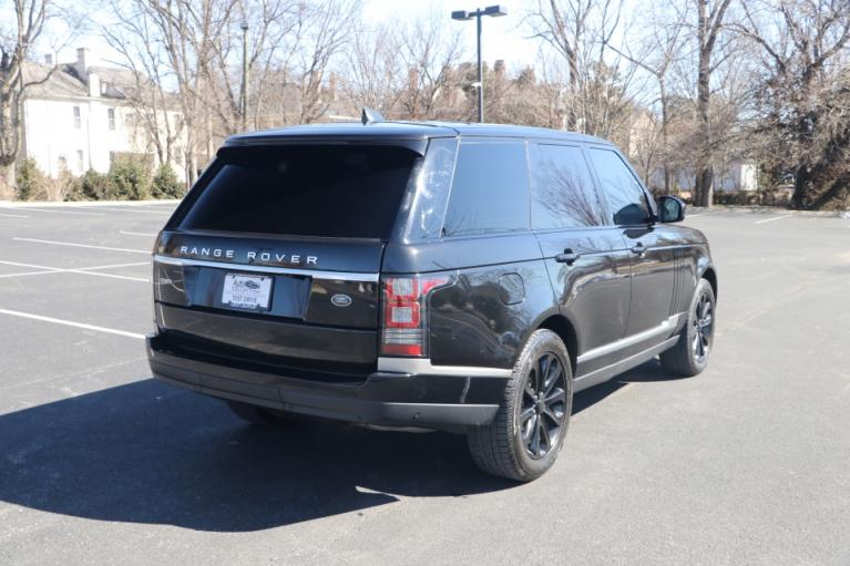 Used 2017 Land Rover RANGE ROVER HSE TD6 AWD PREMIUM SOUND W/NAV for sale Sold at Auto Collection in Murfreesboro TN 37130 3