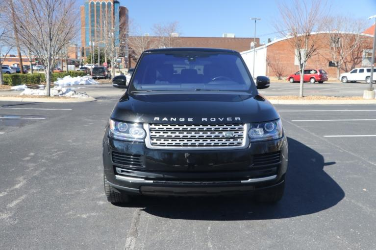 Used 2017 Land Rover RANGE ROVER HSE TD6 AWD PREMIUM SOUND W/NAV for sale Sold at Auto Collection in Murfreesboro TN 37130 5