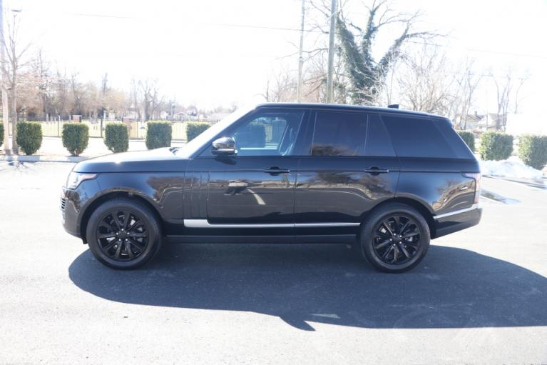 Used 2017 Land Rover RANGE ROVER HSE TD6 AWD PREMIUM SOUND W/NAV for sale Sold at Auto Collection in Murfreesboro TN 37130 7