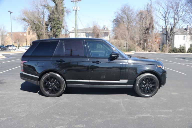 Used 2017 Land Rover RANGE ROVER HSE TD6 AWD PREMIUM SOUND W/NAV for sale Sold at Auto Collection in Murfreesboro TN 37130 8