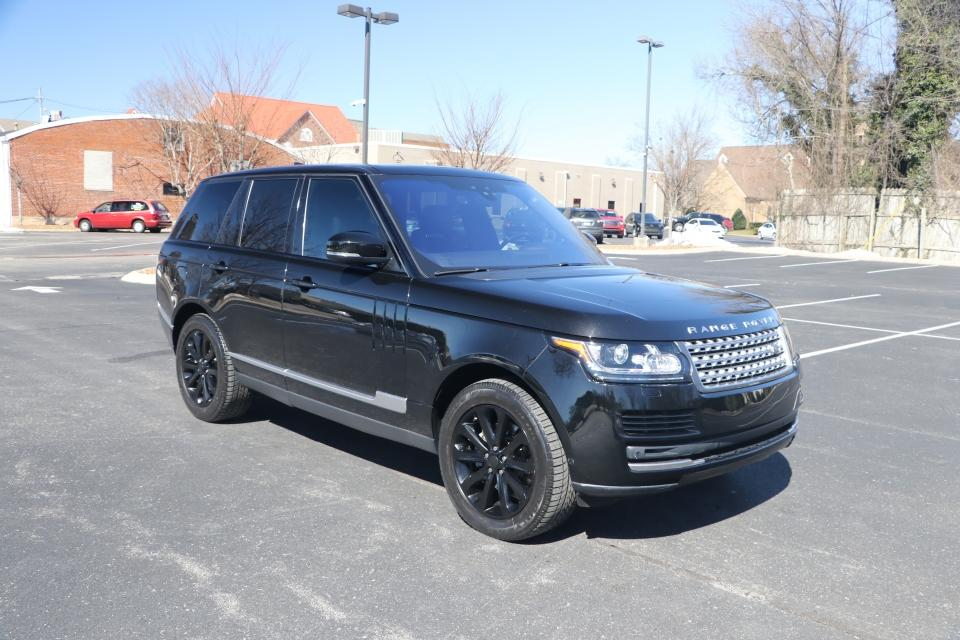 Used 2017 Land_Rover RANGE ROVER HSE TD6 AWD PREMIUM SOUND W/NAV HSE TD6 for sale $61,950 at Auto Collection in Murfreesboro TN 37130 1