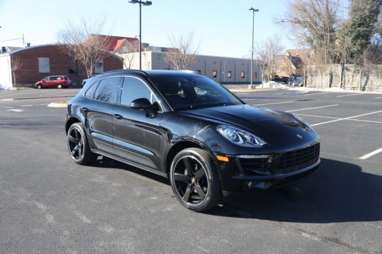 Used 2018 Porsche MACAN AWD W/NAV for sale Sold at Auto Collection in Murfreesboro TN 37130 1
