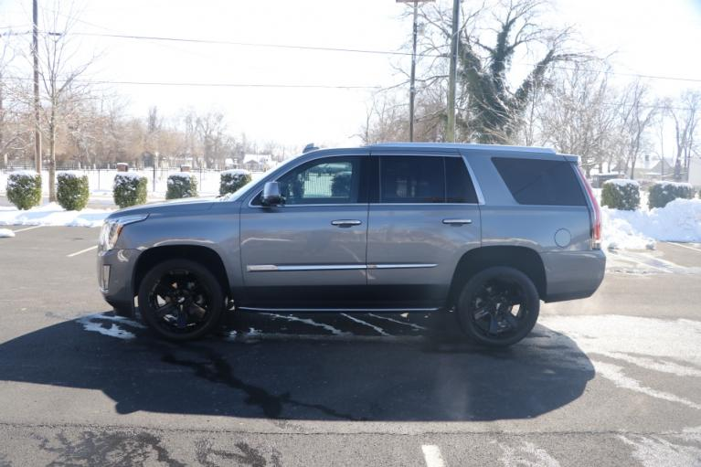 Used 2018 Cadillac ESCALADE LUXURY 2WD W/NAV TV/DVD for sale Sold at Auto Collection in Murfreesboro TN 37130 7