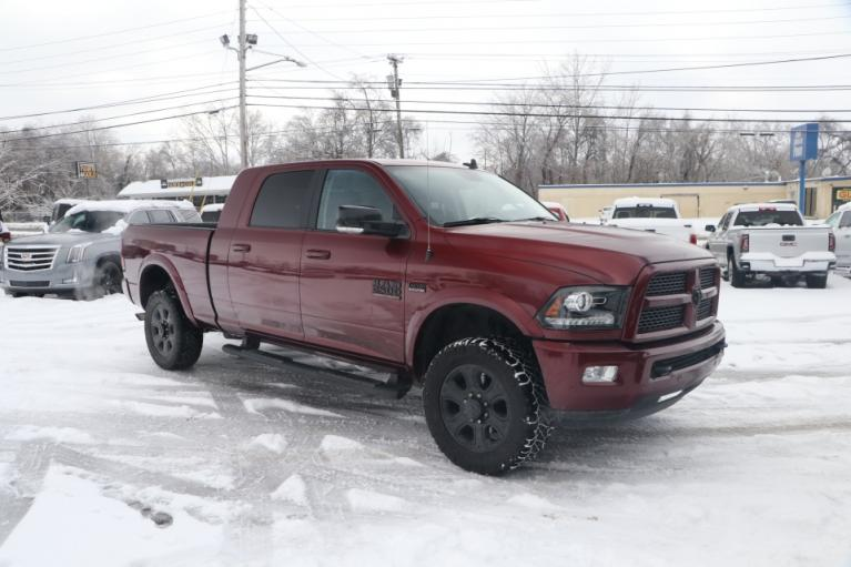 Used 2017 Ram RAM 2500 LARAMIE 4WD MEGA CAB W/SPORT APPERAENCE P LARAMIE MEGA CAB 4WD for sale Sold at Auto Collection in Murfreesboro TN 37130 1