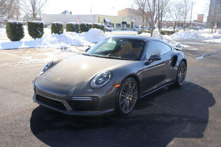 Used 2017 Porsche 911 TURBO S COUPE AWD W/NAV for sale Sold at Auto Collection in Murfreesboro TN 37130 2