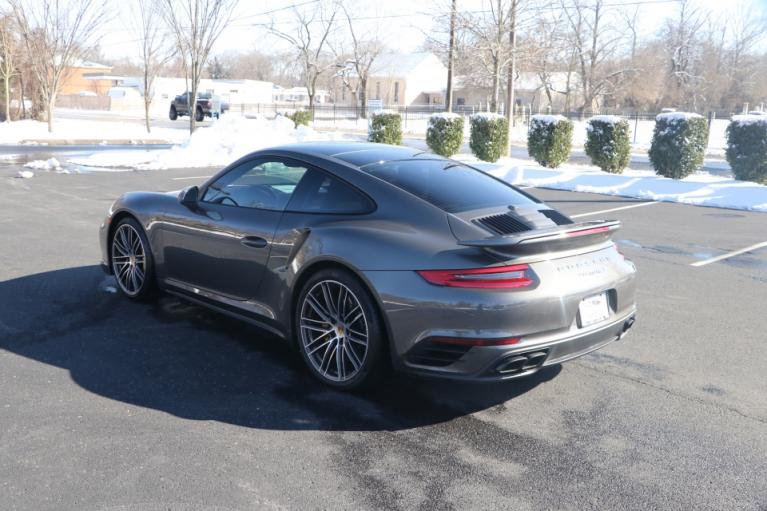 Used 2017 Porsche 911 TURBO S COUPE AWD W/NAV for sale Sold at Auto Collection in Murfreesboro TN 37130 4