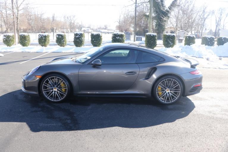 Used 2017 Porsche 911 TURBO S COUPE AWD W/NAV for sale Sold at Auto Collection in Murfreesboro TN 37130 7