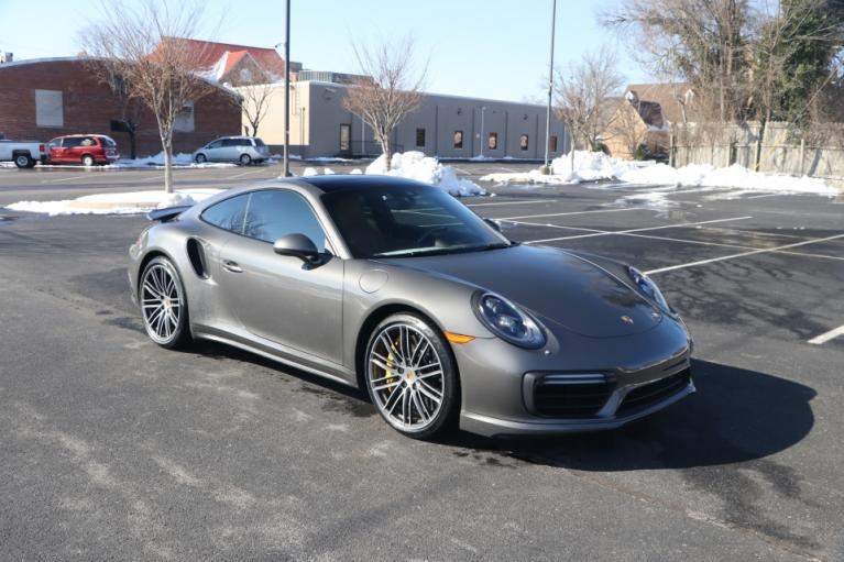 Used 2017 Porsche 911 TURBO S COUPE AWD W/NAV for sale Sold at Auto Collection in Murfreesboro TN 37130 1
