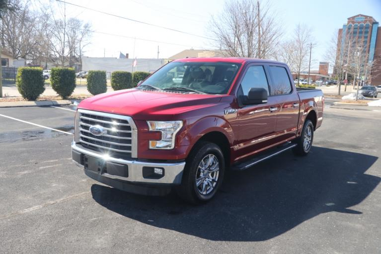 Used 2015 FORD F-150 XLT SUPERCREW 4x2 W/REAR VIEW CAMERA XLT SERIES for sale Sold at Auto Collection in Murfreesboro TN 37130 2