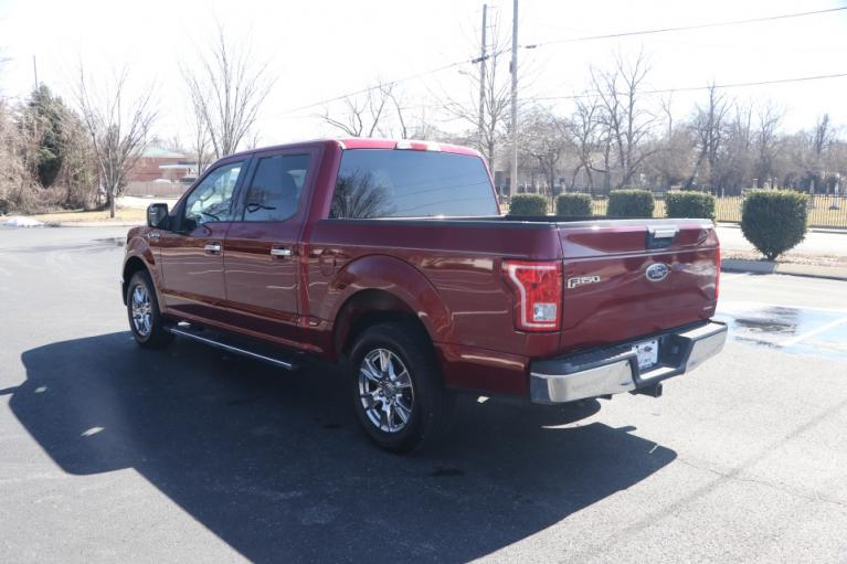 Used 2015 FORD F-150 XLT SUPERCREW 4x2 W/REAR VIEW CAMERA XLT SERIES for sale Sold at Auto Collection in Murfreesboro TN 37130 4