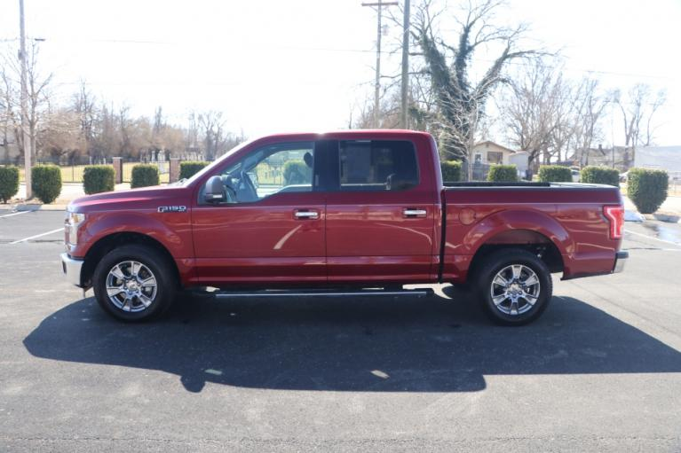Used 2015 FORD F-150 XLT SUPERCREW 4x2 W/REAR VIEW CAMERA XLT SERIES for sale Sold at Auto Collection in Murfreesboro TN 37130 7