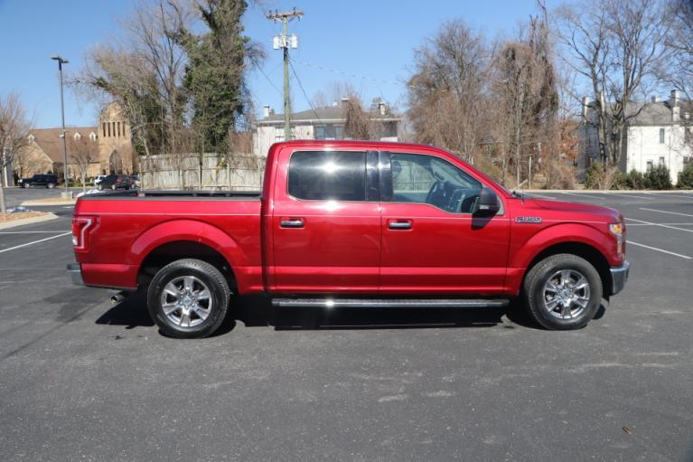 Used 2015 FORD F-150 XLT SUPERCREW 4x2 W/REAR VIEW CAMERA XLT SERIES for sale Sold at Auto Collection in Murfreesboro TN 37130 8