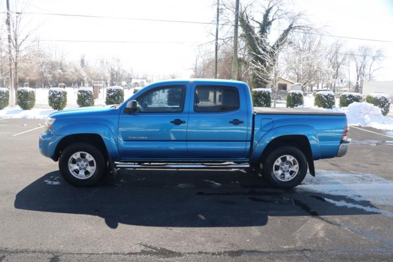 Used 2009 Toyota TACOMA PRERUNNER SR5 DBL CAB RWD PRERUNNER DOUBLE CAB V6 AUTO 2WD for sale $14,950 at Auto Collection in Murfreesboro TN 37130 7