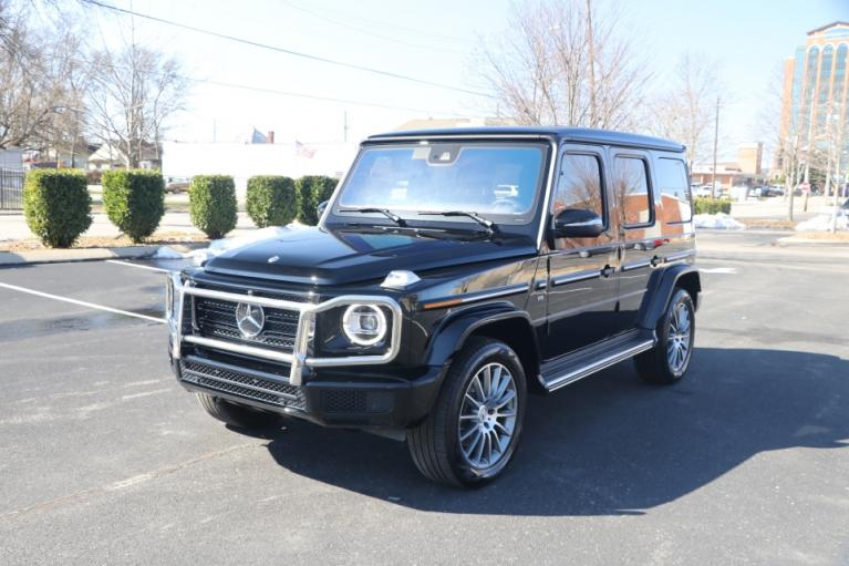 Used 2020 Mercedes-Benz G550 4MATIC AWD W/NAV for sale Sold at Auto Collection in Murfreesboro TN 37130 2