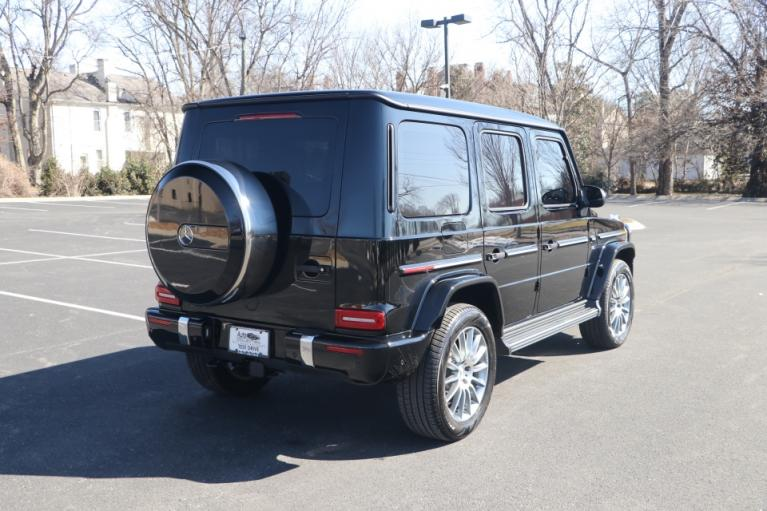 Used 2020 Mercedes-Benz G550 4MATIC AWD W/NAV for sale Sold at Auto Collection in Murfreesboro TN 37130 3