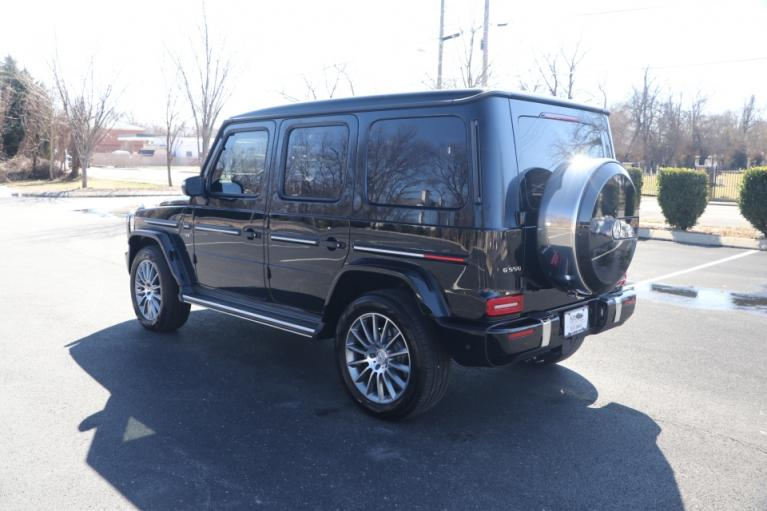 Used 2020 Mercedes-Benz G550 4MATIC AWD W/NAV G550 for sale $159,950 at Auto Collection in Murfreesboro TN 37130 4