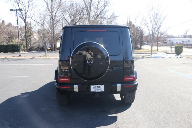 Used 2020 Mercedes-Benz G550 4MATIC AWD W/NAV for sale Sold at Auto Collection in Murfreesboro TN 37130 6
