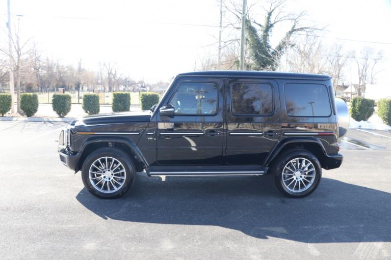 Used 2020 Mercedes-Benz G550 4MATIC AWD W/NAV for sale Sold at Auto Collection in Murfreesboro TN 37130 7