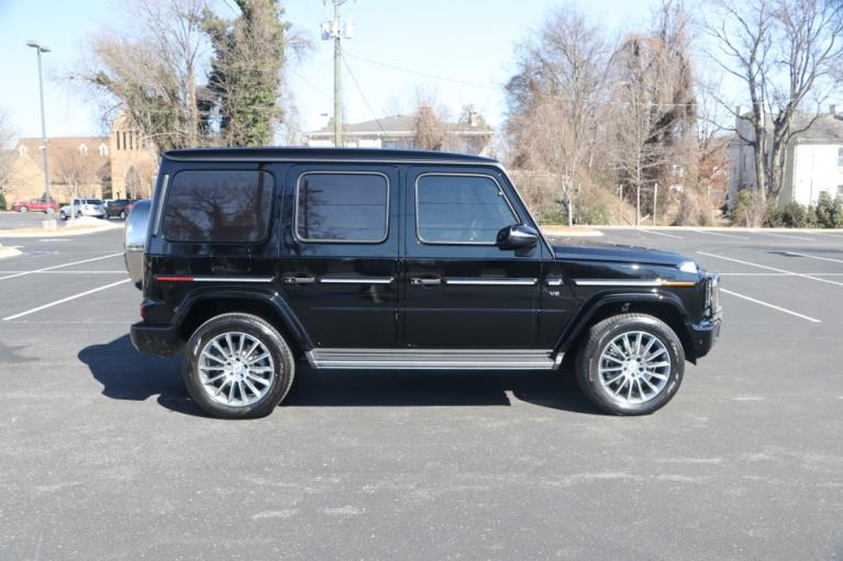 Used 2020 Mercedes-Benz G550 4MATIC AWD W/NAV for sale Sold at Auto Collection in Murfreesboro TN 37130 8