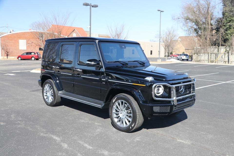 Used 2020 Mercedes-Benz G550 4MATIC AWD W/NAV G550 for sale $159,950 at Auto Collection in Murfreesboro TN 37130 1